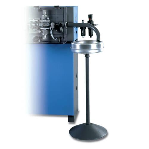 Eubanks Engineering Model 1722 Non-Motorized Coiling Pan