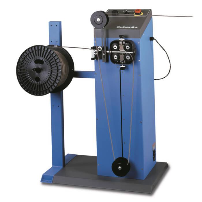 Eubanks Engineering Model 6880-03 Heavy Duty Steel Roller-Driven Prefeed
