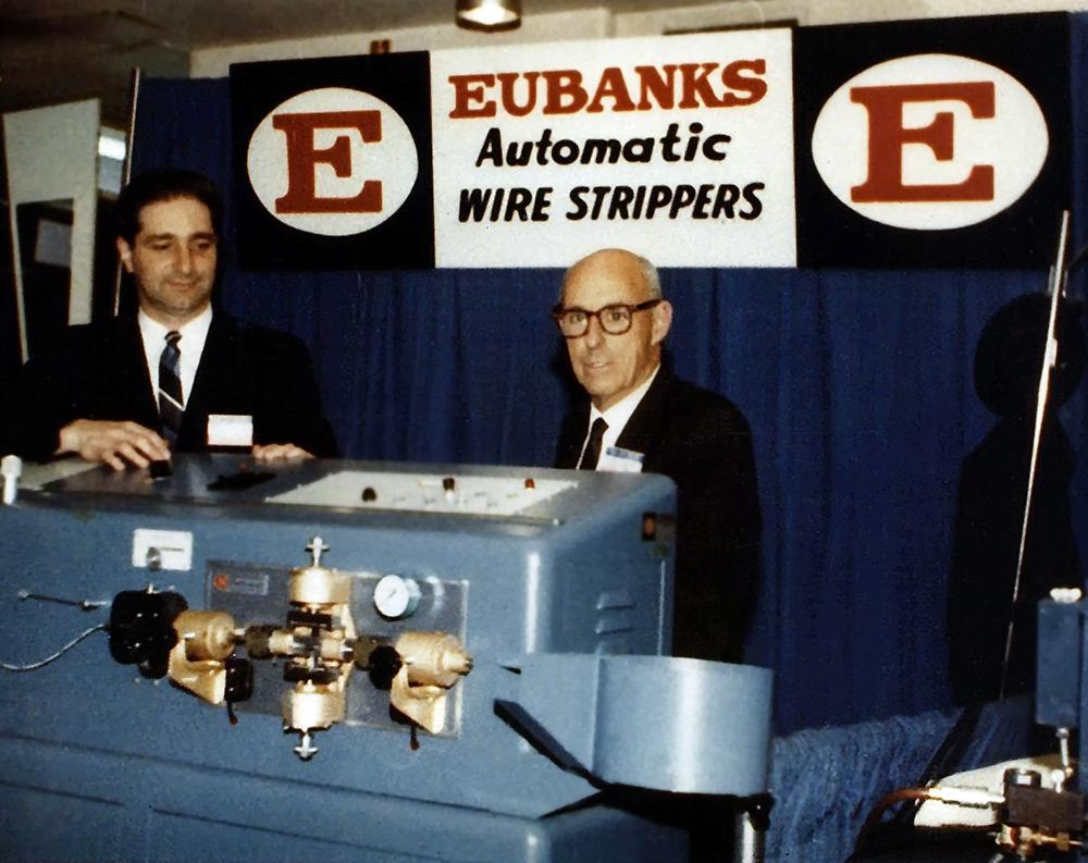 Eubanks Engineering Founder Floyd Eubanks